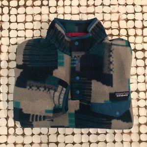 PATAGONIA. Synchilla pullover. Women's L
